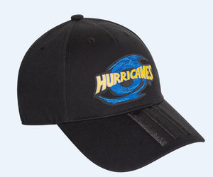 Hurricanes 3S Cap - Black