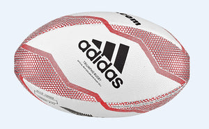 All Blacks Rugby Ball Mini - White/Multi