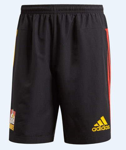 CHIEFS SHORTS 3XL - BLACK/GOLD/SCARLET