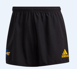 HURRICANES HOME SUPPORTERS SHORTS XL - BLACK