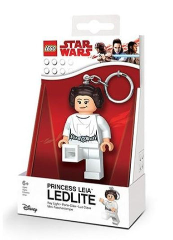LEGO LED KEY LIGHT PRINCESS LEIA