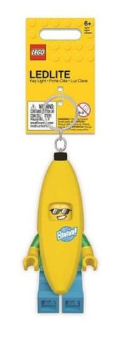 LEGO LED KEY CHAIN BANANA GUY