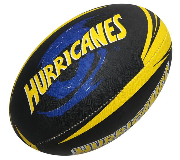 GILBERT SUPER RUGBY SUPPORTER HURRICANES MINI
