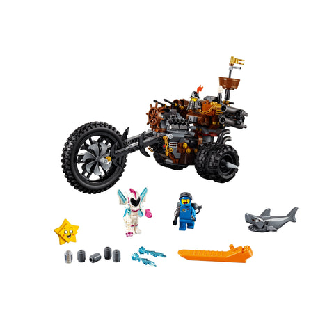 LEGO MOVIE 2 MetalBeard's Heavy Metal Motor Trike!