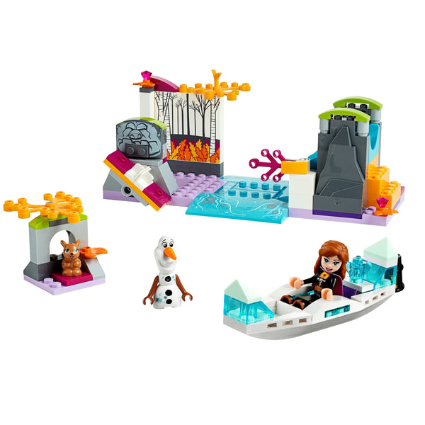 LEGO Frozen 2 Anna's Canoe Expedition