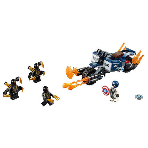 LEGO MARVEL Captain America: Outriders Attack