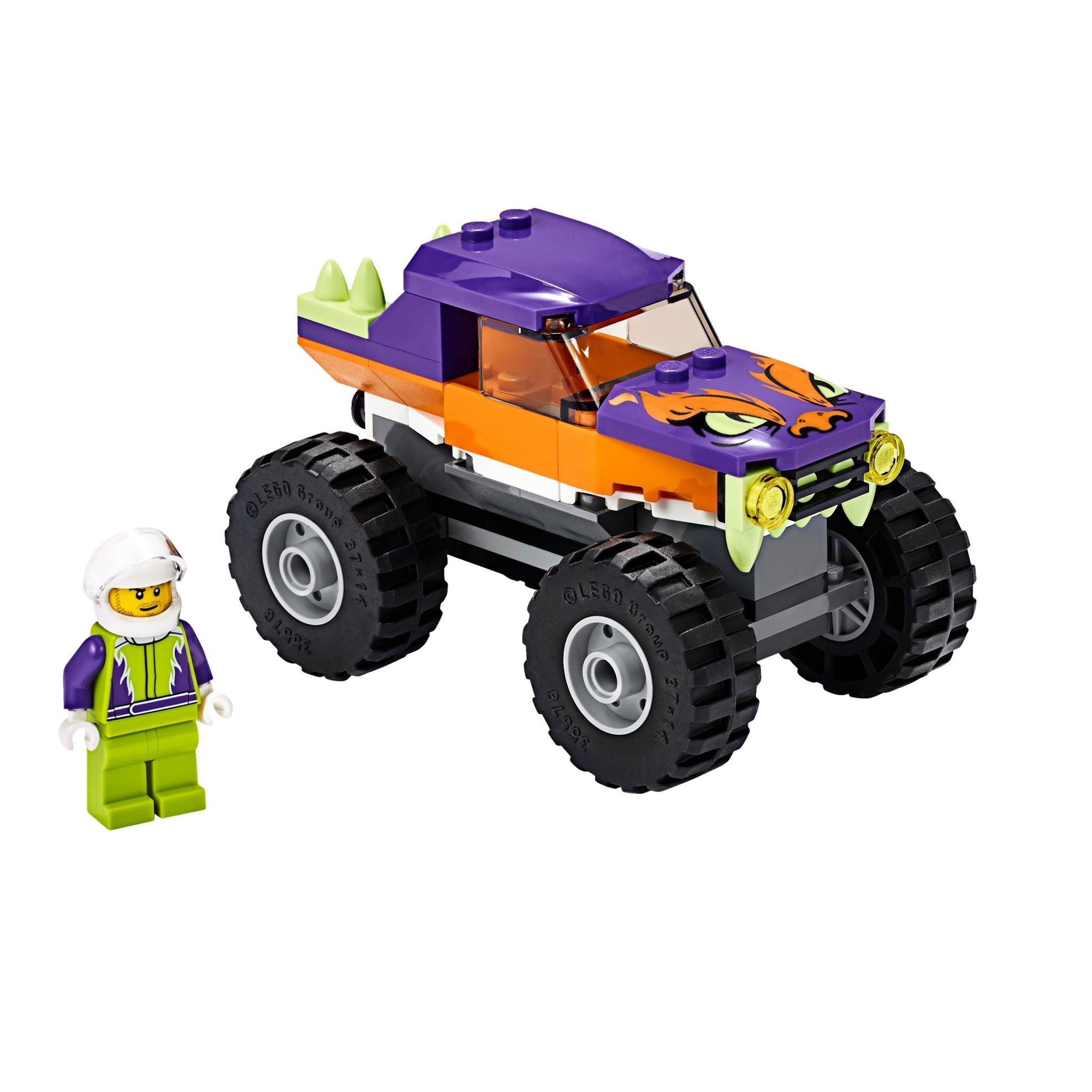 LEGO CITY Monster Truck