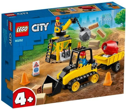 LEGO CONSTRUCTION BULLDOZER