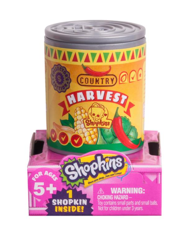SHOPKINS: MINIS - SINGLE PACK