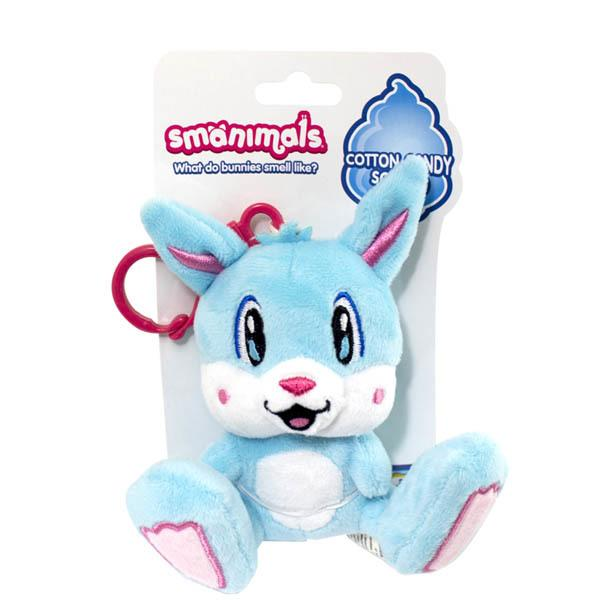 BACKPACK BUDDY: BUNNY (COTTON CANDY)