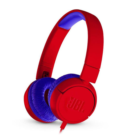 JBL JR300 Kids Headphone - Red