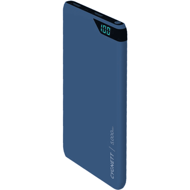 Cygnett ChargeUp Boost 5000mAh - Navy