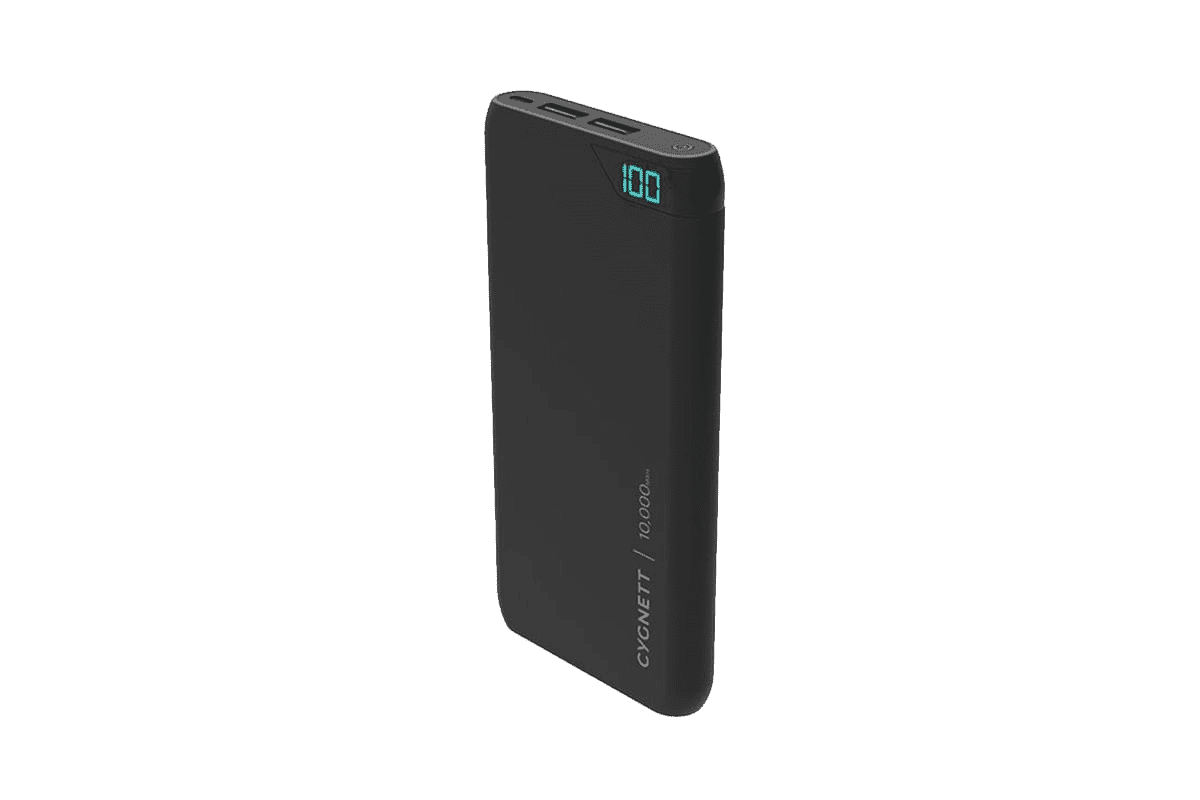 Cygnett ChargeUp Boost 10000mAh - Black