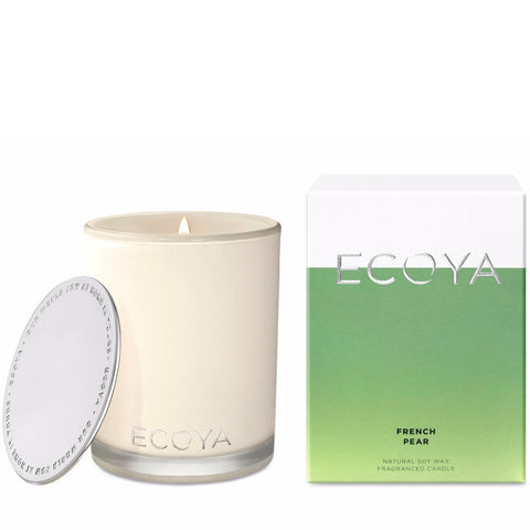 Ecoya madison french pear candle 400g