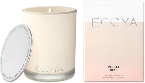 Ecoya madison vanilla bean candle 400g