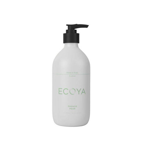 Ecoya hand & body lotion french pear 450ml