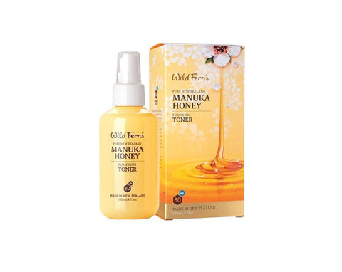 MANUKA HONEY PURIFYING TONER (140ML)