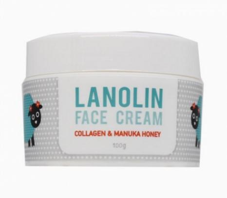 LANOLIN FACE CREAM 100GM
