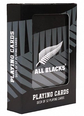 ALL BLACKS PLAYING CARDS 18