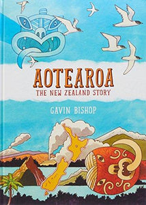 AOTEAROA THE NEW ZEALAND STORY PUFFIN