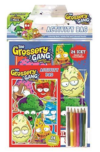 THE GROSSERY GANG: ACTIVITY BAG (MOOSE)