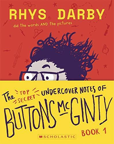 THE TOP SECRET UNDERCOVER NOTES OF BUTTONS MCGINTY