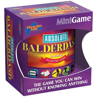 ABSOLUTE BALDERDASH MINI