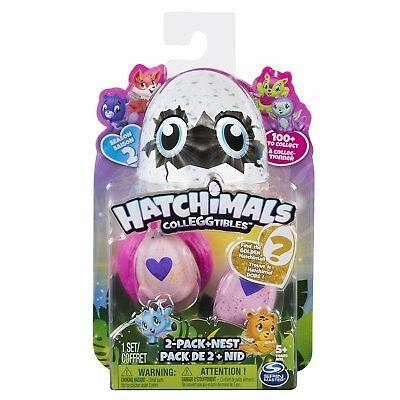 HATCHIMALS: COLLEGGTIBLES