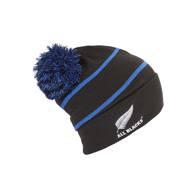 NEW ZEALAND ALL BLACKS WOOLIE BEANIE