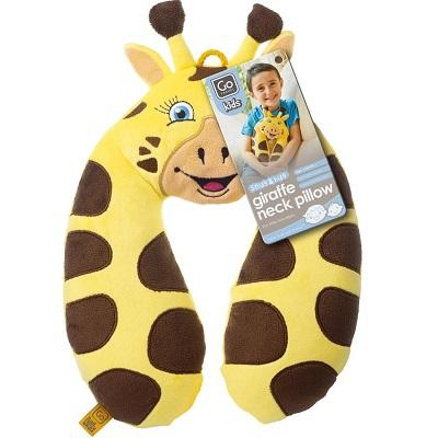 GO TRAVEL KIDS GIRAFFE NECK PILLOW TRAVEL LUGGAGE
