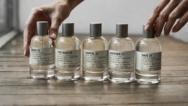 Le Labo best sustainable beauty brands