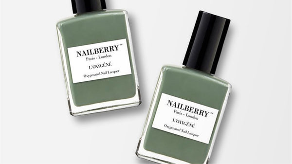 Nailberry best sustainable beauty