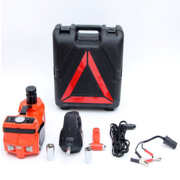 Electric Hydraulic Floor Jack (SET) [FREE SHIPPING]