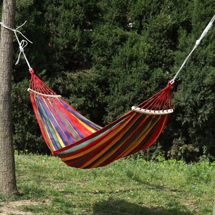 ULTIMATE COMFORTABLE LEISURE HAMMOCK( FREE SHIPPING)