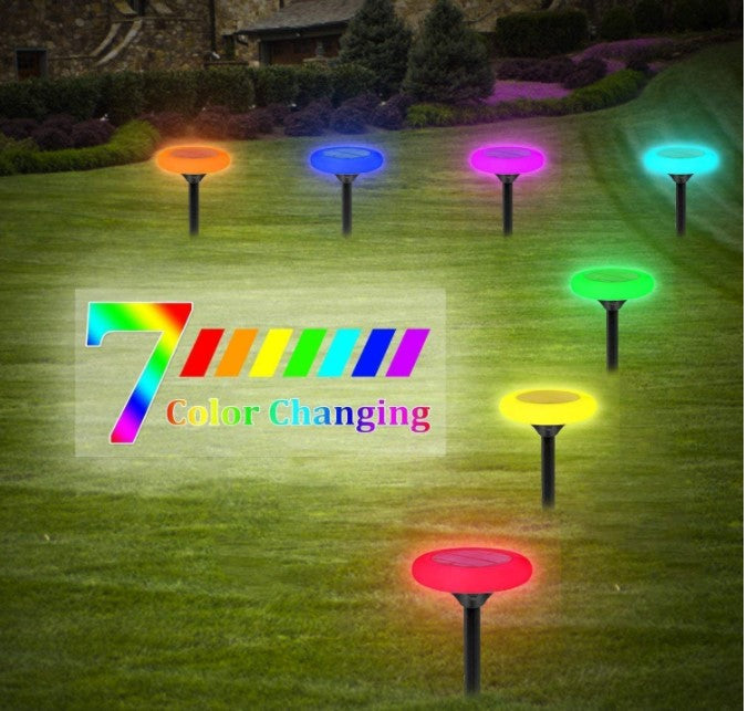 Solar Pathway Lights Outdoor { Free Shipping }