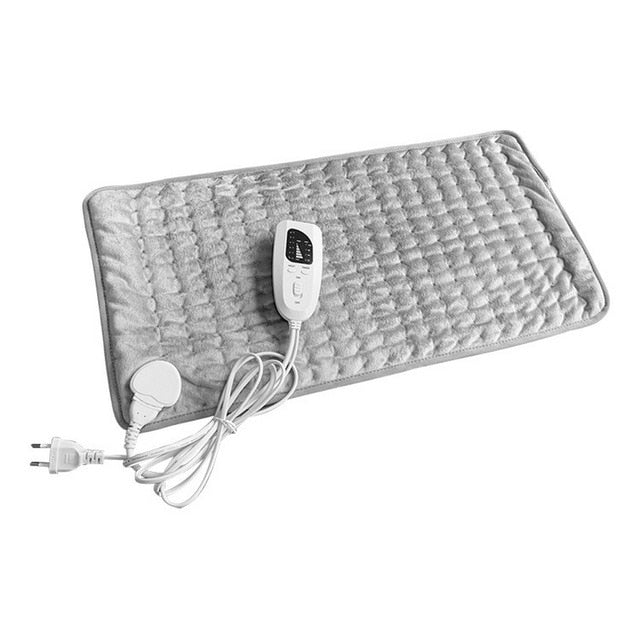 ZENPAD Massaging Weighted Heating Pad