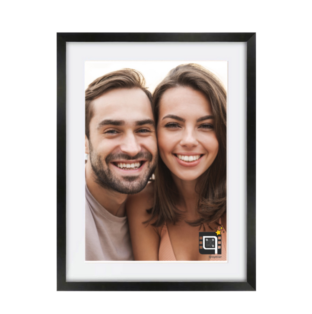 Qropstar Video Photo Frame portrait image