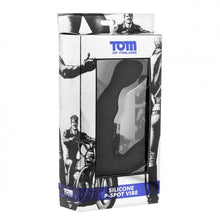 Load image into Gallery viewer, Tom of Finland Silicone P-Spot Vibrator - sextra69