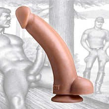 Load image into Gallery viewer, Tom of Finland Pekkas Cock Dildo 9 inches / 28 cm