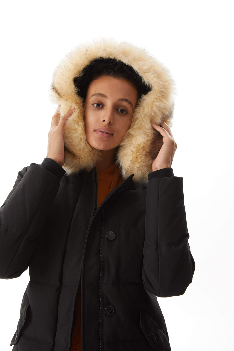 Women's Down Alternative Parka PX2003