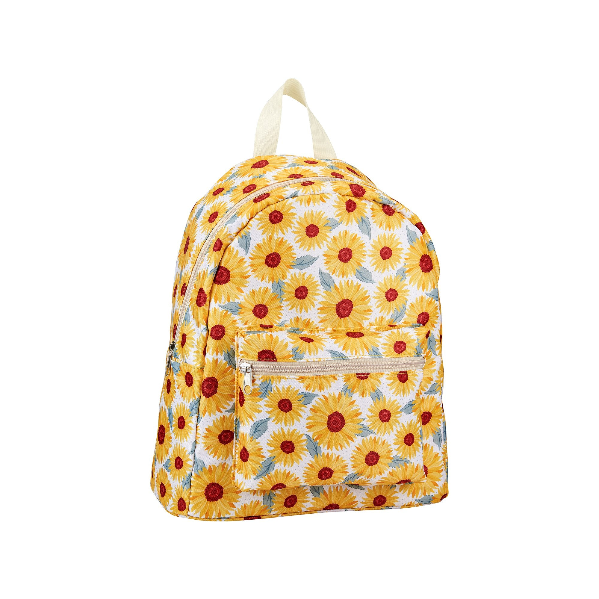 Sunflowers Floral Backpack