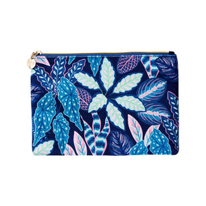 Variegated Leaves Pouch