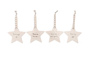 Choice of 12 Ceramic Hangers