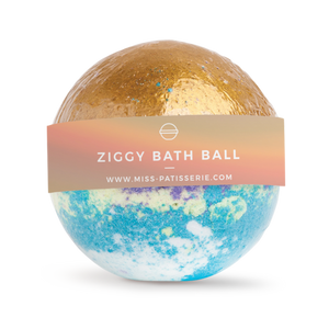 Bath Ball - Ziggy (V)