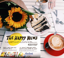 Load image into Gallery viewer, The Happy Newspaper - March Edition