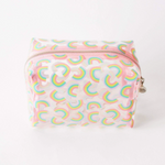 Load image into Gallery viewer, Pastel Rainbow Make Up Bag