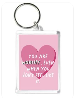 Keyring You Are Worthy...