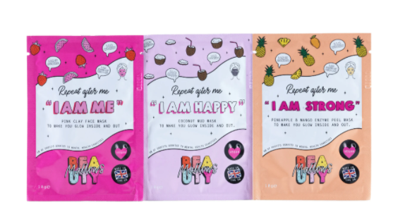 Mask Sachet Pink Clay