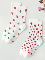 Load image into Gallery viewer, Socks Heart or Strawberry