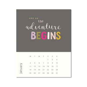 Oh Happy Days Caroline Gardner Desk Calendar 2021